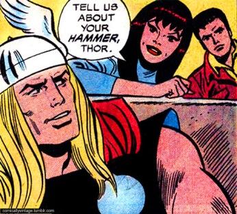 Yes, Thor